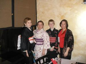 Kimono De Jack Ohio New Years Party